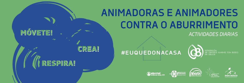 #EuQuedoNaCasa